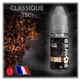 TBC LE CORSE - Flavour POWER - e-liquide 10ml FLAVOUR POWER