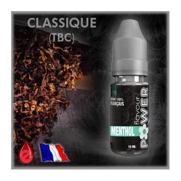 TBC MENTHE (MENTHOL) - Flavour POWER - e-liquide 10ml FLAVOUR POWER