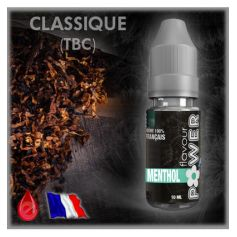 TBC MENTHE (MENTHOL) - Flavour POWER - e-liquide 10ml FLAVOUR POWER