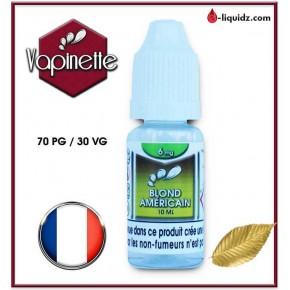 BLOND AMERICAIN - VAPINETTE Vapinette