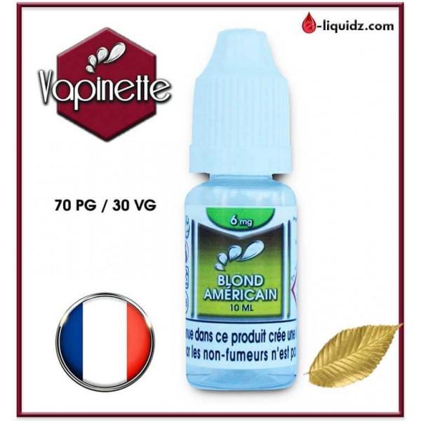 VAPINETTE BLOND AMERICAIN - VAPINETTE