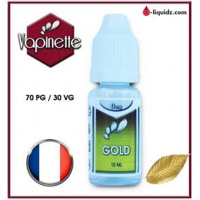 GOLD - VAPINETTE Vapinette