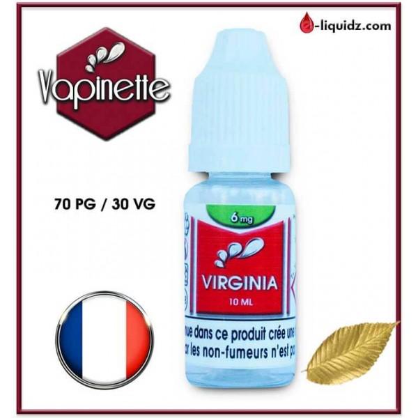 VIRGINIA - VAPINETTE Vapinette