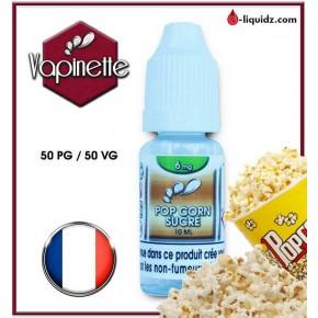 POP CORN SUCRE - VAPINETTE Vapinette