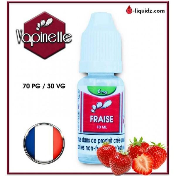 VAPINETTE FRAISE - VAPINETTE
