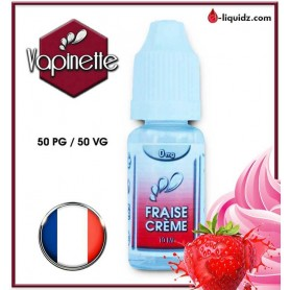 FRAISE CREME - VAPINETTE Vapinette
