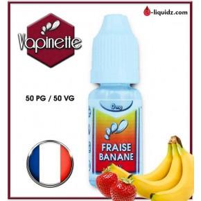 FRAISE BANANE - VAPINETTE Vapinette