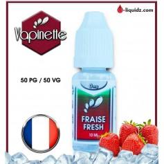 FRAISE FRESH - VAPINETTE Vapinette