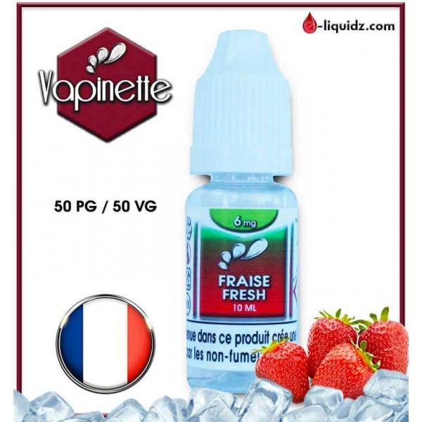 VAPINETTE FRAISE FRESH - VAPINETTE