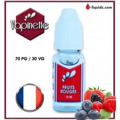 FRUITS ROUGES - VAPINETTE Vapinette