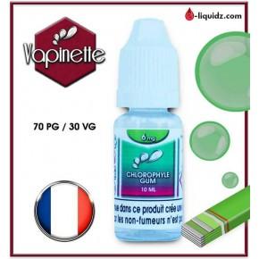 CHLOROPHYLLE GUM - VAPINETTE