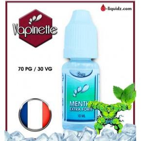MENTHE EXTRA FORTE - VAPINETTE Vapinette