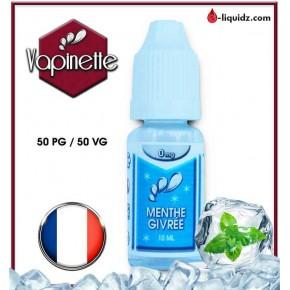 MENTHE GIVREE - VAPINETTE Vapinette