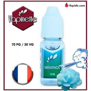 MENTHOL - VAPINETTE Vapinette