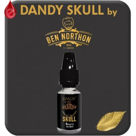 DANDY - SKULL e-liquide 10ml DANDY® PARIS par liquideo