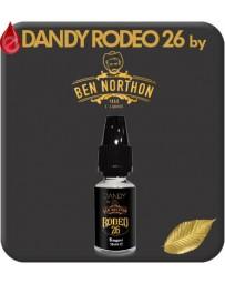 DANDY - RODEO 26 e-liquide 10ml