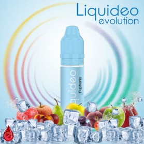 EUPHORIA LIQUIDEO e-liquide 10ml LIQUIDEO