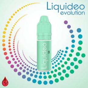 54 LIQUIDEO e-liquide 10ml LIQUIDEO (labo français) pas cher