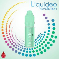 54 LIQUIDEO e-liquide 10ml