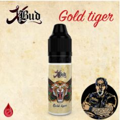 X-Bud X-Bud GOLD TIGER 10ml