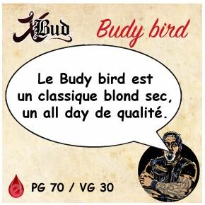 X-Bud BUDY BIRD 10ml X-BUD