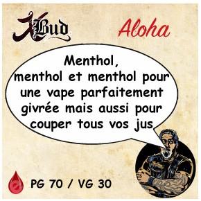 X-Bud ALOHA 10ml X-BUD