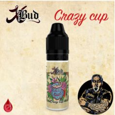 E-LIQUIDES Destockage X-Bud CRAZY CUP 10ml DESTOCKAGE