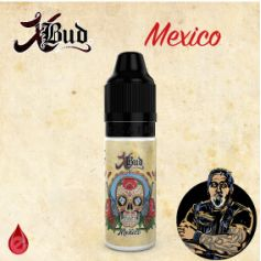 E-LIQUIDES Destockage X-Bud MEXICO 10ml DESTOCKAGE