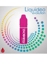 FRAMBOYZ (framboise) LIQUIDEO e-liquide 10ml