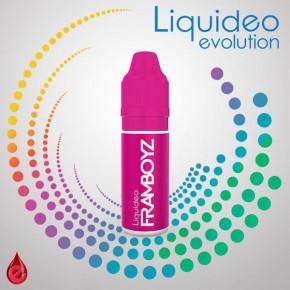 FRAMBOYZ (framboise) LIQUIDEO e-liquide 10ml LIQUIDEO (labo français) pas cher