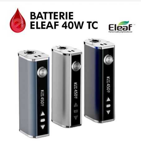 Eleaf - batterie ISTICK TC 40W