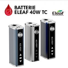 e-cigarettes Eleaf - batterie ISTICK TC 40W
