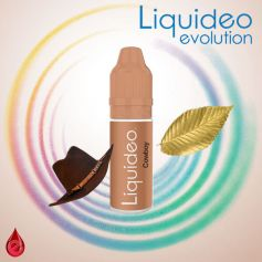 COWBOY LIQUIDEO e-liquide 10ml LIQUIDEO