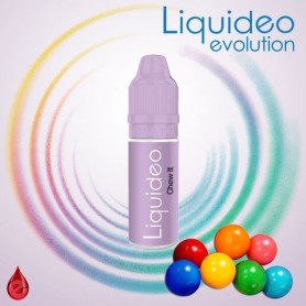 CHEW IT LIQUIDEO e-liquide 10ml LIQUIDEO