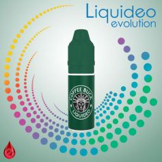 COFFEE BUCK (cafe) LIQUIDEO e-liquide 10ml