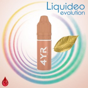 4YR LIQUIDEO e-liquide 10ml LIQUIDEO (labo français) pas cher