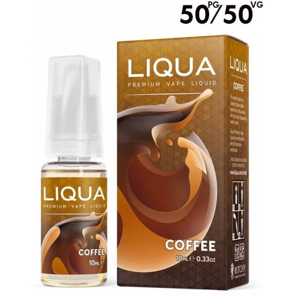 CAFÉ e-liquide LIQUA LIQUA