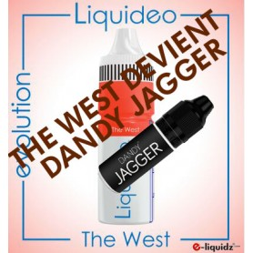 e-liquide THE WEST LIQUIDEO LIQUIDEO