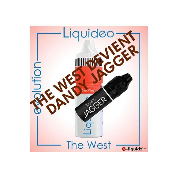 e-liquide THE WEST LIQUIDEO LIQUIDEO