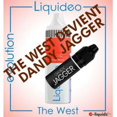e-liquide THE WEST LIQUIDEO