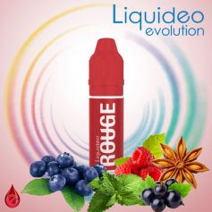 ROUGE LIQUIDEO e-liquide 10ml LIQUIDEO