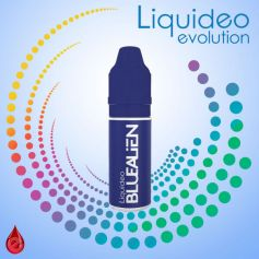 BLUE ALIEN LIQUIDEO e-liquide 10ml LIQUIDEO