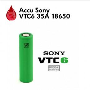 ACCU 18650 SONY VTC6 35A 18650 3000Mah