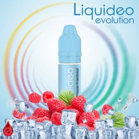 FREEZE FRAMBOYZ - LIQUIDEO e-liquide 10ml LIQUIDEO