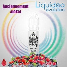 ALL COIL - LIQUIDEO - eliquide 10ml LIQUIDEO (labo français) pas cher