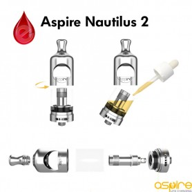 coffret ASPIRE NAUTILUS 2 ASPIRE