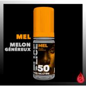 MEL D50 - D'lice - e-liquide 10ml D'LICE