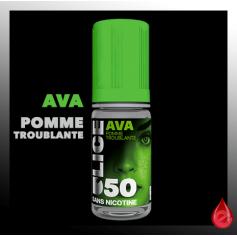 AVA D50 - D'lice - e-liquide 10ml D'LICE