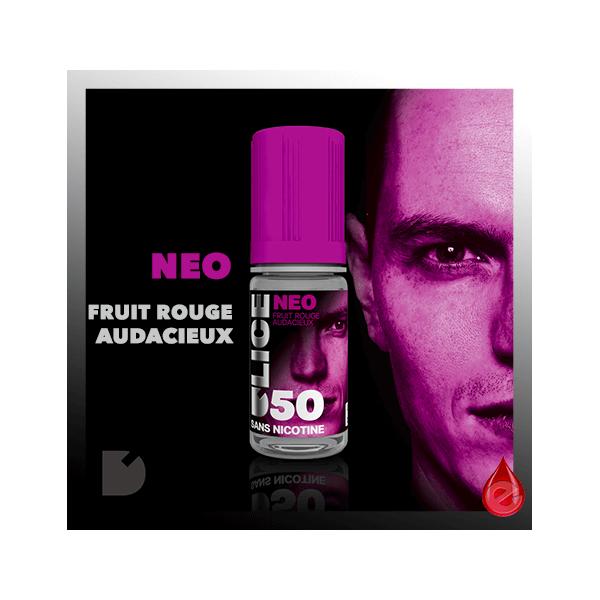 NEO D50 - D'lice - e-liquide 10ml D'LICE