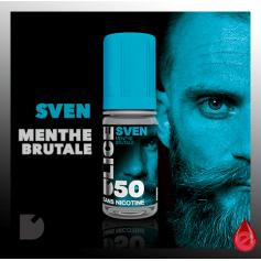 SVEN D50 - D'lice - e-liquide 10ml D'LICE